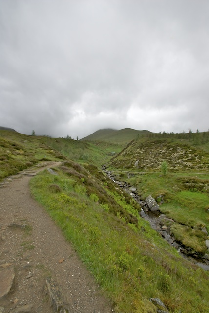 Ben Lawers Nature trail