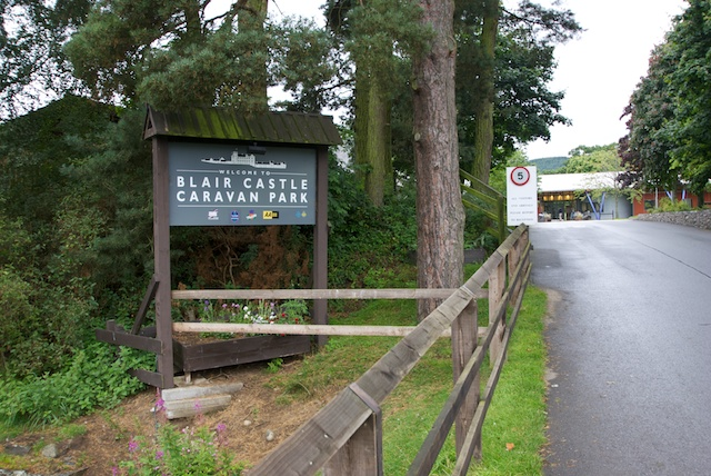 Blair Atholl Caravan Park