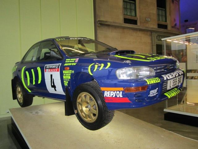Colin McRae Car