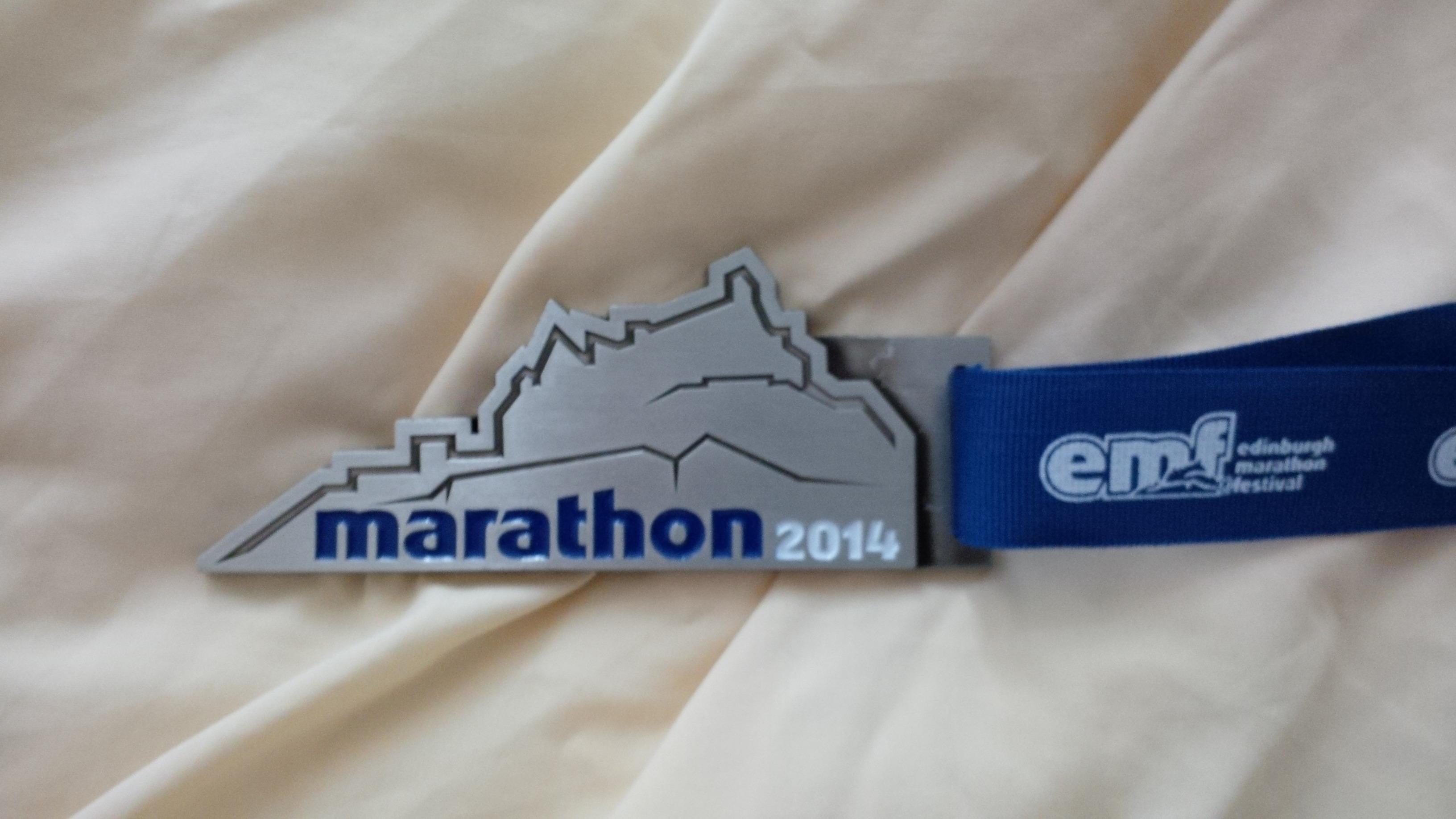 EMF Marathon Medal