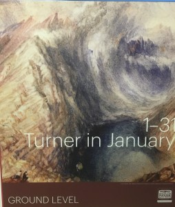 Turner In January