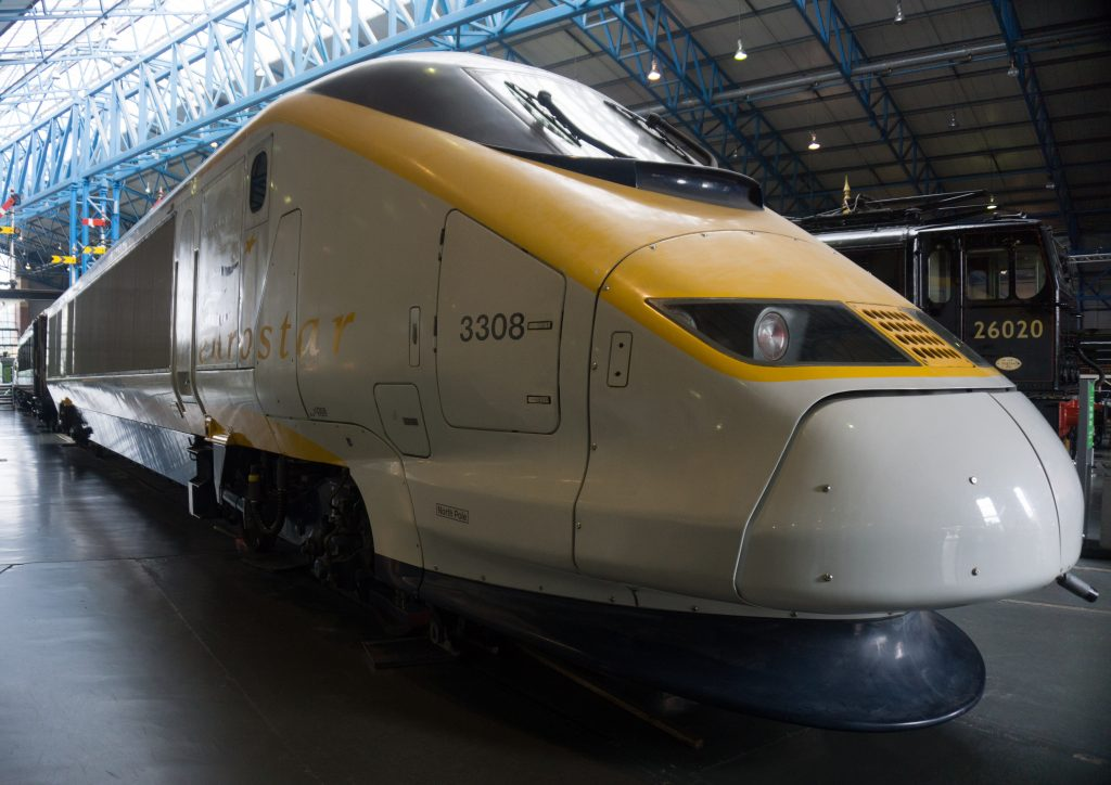 Eurostar Power Car