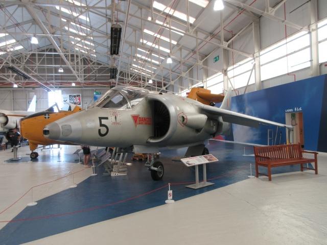 Prototype V/STOL Aircraft