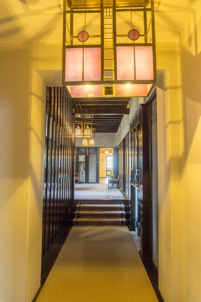 Hill House Hallway