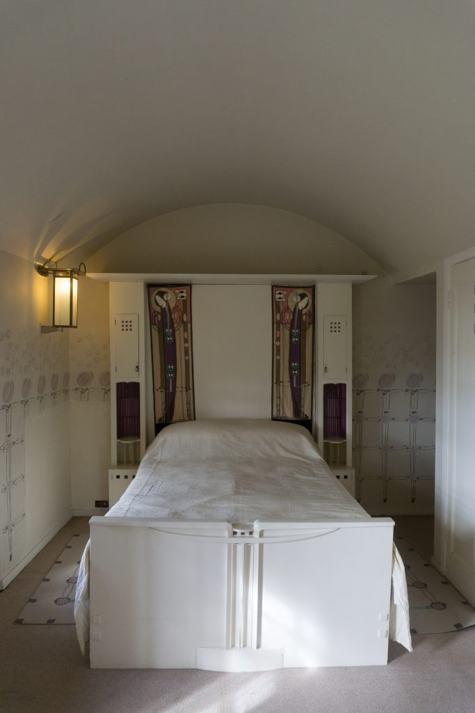 Hill House bedroom
